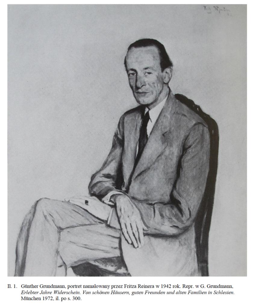 Günther Grundmann. Legendarny konserwator zabytków, gorliwy nazistowski urzędnik III Rzeszy